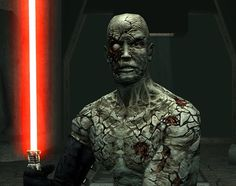 Darth Sion from KOTOR 2 Sith Lords.