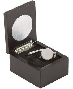 Whistle - BOXED - Stainless Steel