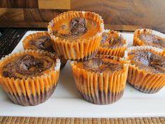Gluten-Free Chocolate Pumpkin Marble Cupcakes | Serious Eats: Recipes ...