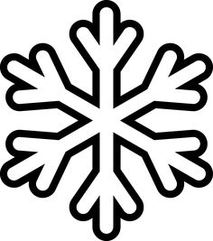 snowflake | Posts Related To Snowflake Cut Out Patterns Printable
