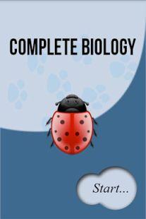 Complete Biology- screenshot thumbnail