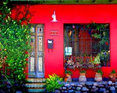 Arizona Door Photography   Ready To Ship   8 X 10 Fine Art Photograph    Tucson