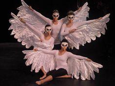 Bird Mask  Leather White Heron Mask  Beak  Egret Mask