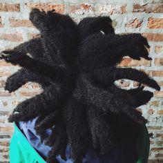 @freeandformed || women's hair. Natural hair. Free form Locs.