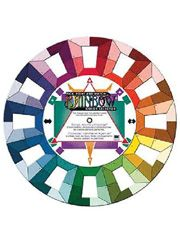 """Pick Point and Match 5"""" Rainbow Color Selector"""