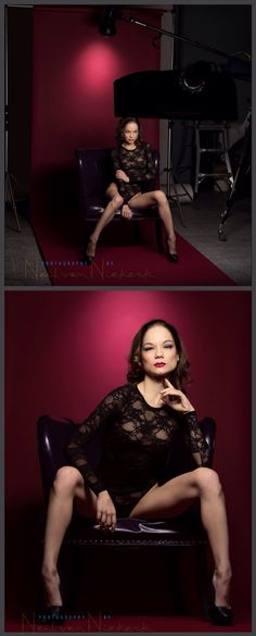 Portrait photography & Studio lighting – inspire your own style