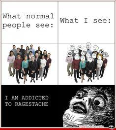 Ragestache addiction