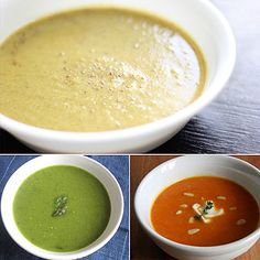 Low-Calorie Soups That Will Help You Detox A holiday weekend is the perfect time to relax — and indulge — but come next week, you may be thinking that you've had too much of a good thing. Take a trip to your grocery store and stock up on fresh, detoxifyin Detox Recipes, Soup Recipes, Cooking Recipes, Healthy Recipes, Ninja Recipes, Healthy Soups, Healthy Detox, Easy Recipes, Sopas Light