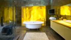 Onyx bathroom