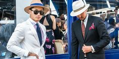 Here's our picks of the best men's fashion trends of Spring Racing Carnival 2015 and killer style trends...