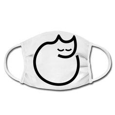 Geschenke Shop   Katze 2 - Gesichtsmaske Shirt Diy, Eyes, Beauty, Facial Masks, Cats, Beauty Illustration, Cat Eyes