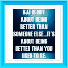 & it's what makes me a better person!!!