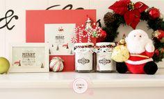 Baby One Month Hamper and Gift - Goody Bag from www.edrialovelydesign.com