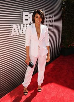 Pin for Later: See All the Hottest Red Carpet and Show Moments From the BET Awards! Regina Hall