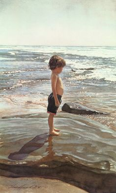 ☆ The Sea Urchin :¦: By Artist Steve Hanks ☆