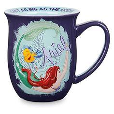 Disney Ariel Story Mug 465033718139 Disney Coffee Mugs, Best Coffee Mugs, Coffee Cups, Tea Mugs, Little Mermaid Characters, Ariel The Little Mermaid, Ariel Disney, Mermaid Mugs, Disney Cups