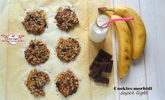 Cookies morbidi super light (40 calorie a biscotto)