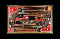 A Fine Cased Pair Of French 40-Bore Percussion Duelling Or Target Pistols…
