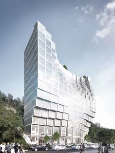 Gallery of Built by Associative Data Architects to Design Mixed-Use Project in Lebanon - 1