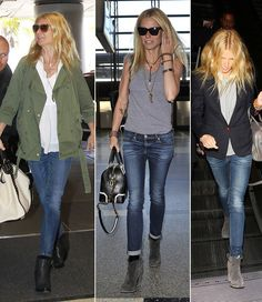 Gwyneth Paltrow. Enough said. (Also, love her booties!)