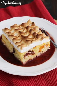 Recepty Archives - Meg v kuchyni Lasagna, Sweet Tooth, Cheesecake, Spices, Food And Drink, Treats, Ethnic Recipes, Lasagne, Cheesecake Cake