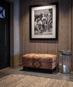 Chalet Interior, Home Interior Design, Interior And Exterior, Cabin Interiors, Office Interiors, Chalet Design, House Design, Console Table, A Frame Cabin