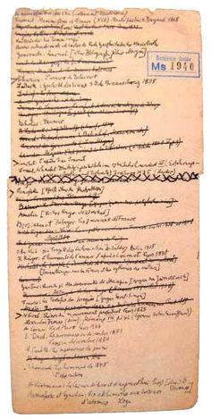 from Walter Benjamin's Archive: Images, Texts, Signs Handwriting Analysis, Testament, Commonplace Book, Acceptance Speech, National Book Award, Handwritten Letters, Book Writer, Writers Write, I Love Books
