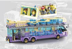 Enlighten - Open-top double-deck bus