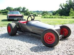 wheel barrow go kart