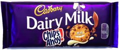 The new Cadbury flavour I've been asking you all to guess today was . Chips Ahoy, Crackers, Birthday Candles, Favors, Milk, Cookies, Chocolate, Image, Products