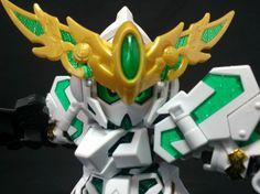 Legend BB Knight Unicorn Gundam (SD) Kit Review http://dailytwocents.com/review-of-legend-bb-knight-unicorn-gundam-sd/