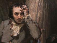 Charles-Louis Müller (1815-1892), particolare della chiamata delle ultime vittime del terrore (1850). Museo della Rivoluzione francese, castello di Vizille in Isère.