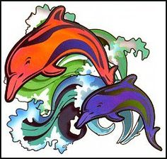 Orange Dolphin Temporary Tattoo TattooFun https://www.amazon.com/dp/B007VDIW72/ref=cm_sw_r_pi_dp_x_6GXWzbKR2TWRN