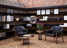 www.QVEST.de | Classicon Bell Side Table by Sebastian Herkner #wohndesign #einrichten #interior #classicon