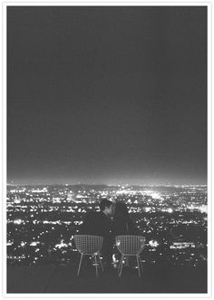 nighttime engagement session