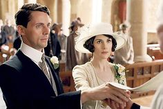 Henry Talbot and Lady Mary