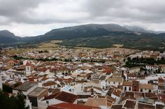 View over the village.