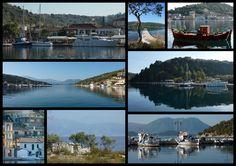 Taste of Meganisi Islands, Greece, Landscapes, Paisajes, Scenery, Grease, Island
