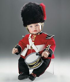 Marie Osmond doll...Little Drummer Boy