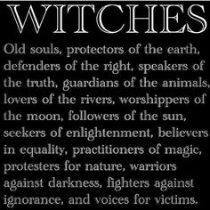 *Witches*