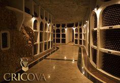 La plus grande cave du Monde, à Milestii Mici, en Moldavie