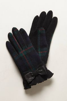 Yoyogi Park Gloves from Anthropologie