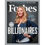 Undercover Billionaire: Sara Blakely Joins The Rich List Thanks To Spanx - Forbes