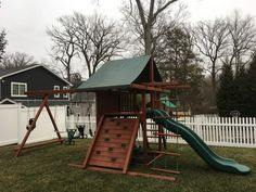 Playset Refurbish (safety inspection, tune-up, sand, stain/seal) Wood Playground, Safety Inspection, Relocation Services, Seal, Yard, Patio, Courtyards, Garden, Harbor Seal