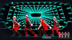 that POWER - Justin Bieber Ft. will.i.am - Just Dance 2014 (Wii U)