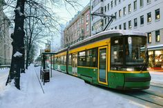 [FI] Helsinki: Twenty extra Artic trams – Railcolor News! Cool trains, colorful railways