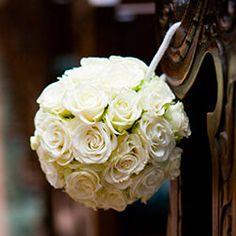 Fleurs pour la décoration de mariage by Maison de Fleurs. #Wedding #flowers