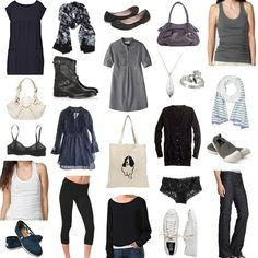 I like the idea of capsule wardrobe, but always end up cramming my closet with things.
