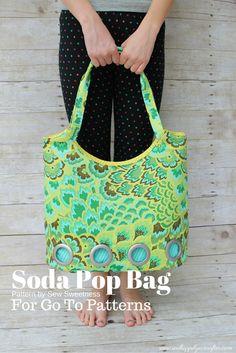 Great bag sewing pattern