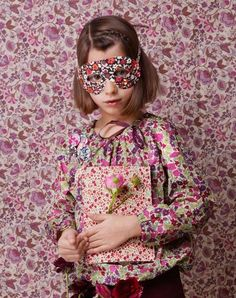 Kids in Liberty by Simon Procter for Bloom